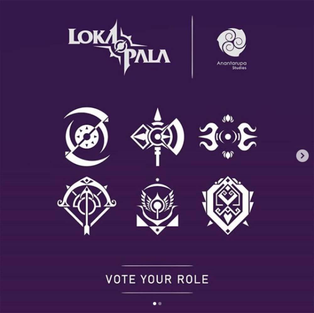 role lokapala