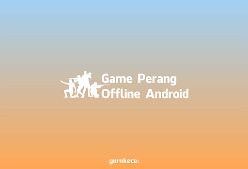 game perang offline android