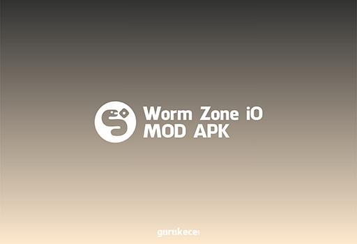 worm zone io mod apk