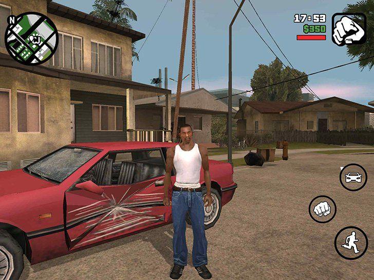 GTA San Andreas Lite MOD APK
